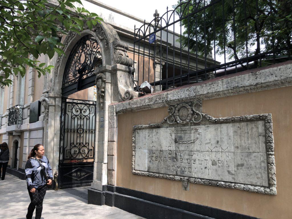 Casa Lamn en la Roma Condesa