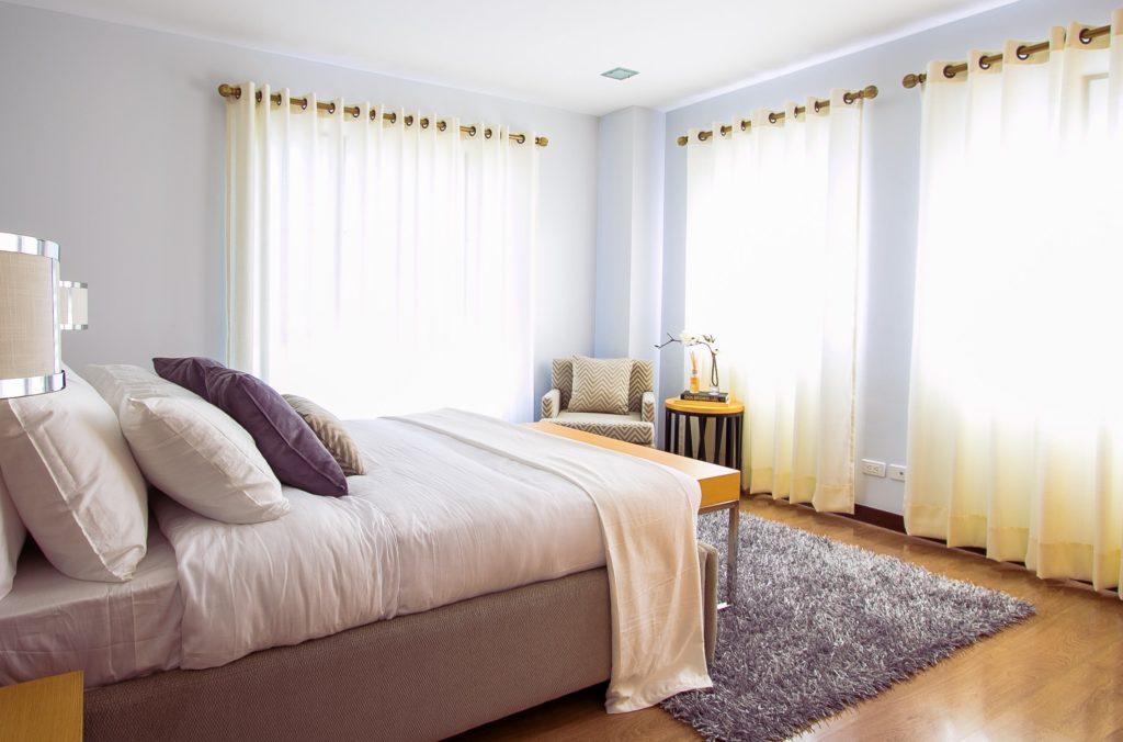 Texturas en tu cuarto privado