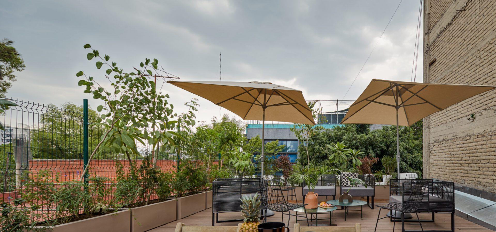 Renta_Cuarto_Roof_Garden_Roma_Norte_RioJaneiro